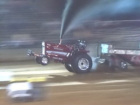Wade Inman IH 1066 On Toy Too Many